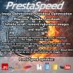 ماژول قدرتمند بهینه سازی تصاویر و دیتابیس PrestaSpeed