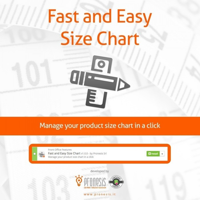 ماژول های مرتبط با محصولات پرستاشاپ ماژول ایجاد نمودار سریع و آسان برای محصولات پرستاشاپی