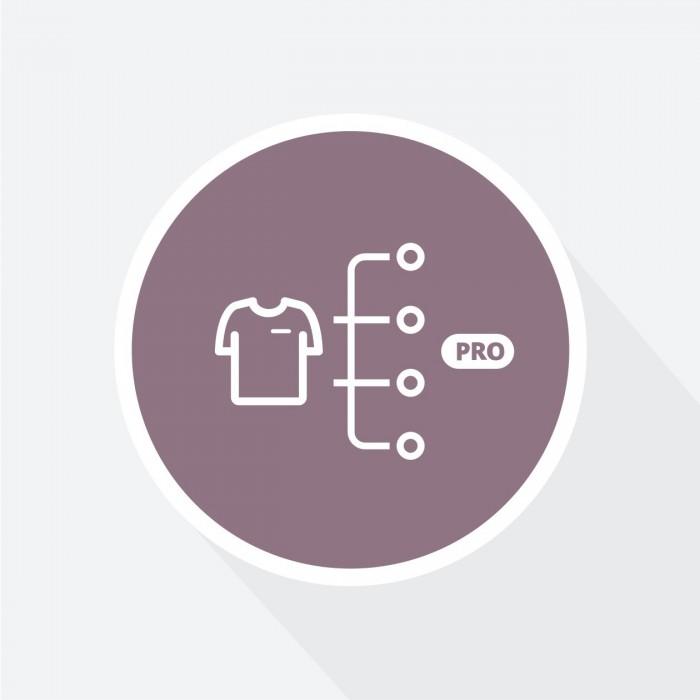 ماژول تولید کننده ترکیبی ویژگی های نامحدود در پرستاشاپ