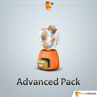 ماژول فروش گروهی محصولات مرتبط پرستاشاپ در قالب یک پکیج