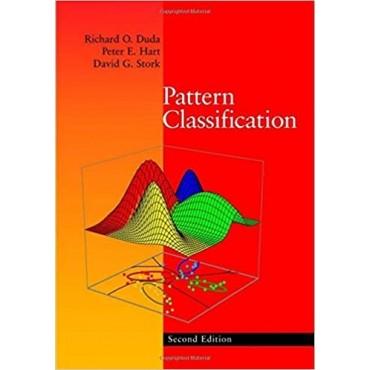کتاب آف ست شناسایی الگو Pattern Classification نوشته ریچارد دودا