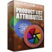 ماژول نمایش ترکیبات محصول در صفحه لیست محصولات پرستاشاپ