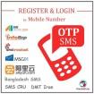 ماژول ورود از طریق شماره موبایل و شماره تماس پرستاشاپ