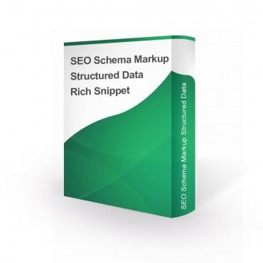 ماژول داده های ساختار یافته + ریچ اسنیپت نسخه تجاری برای بهبود سئو وب سایت های پرستاشاپ