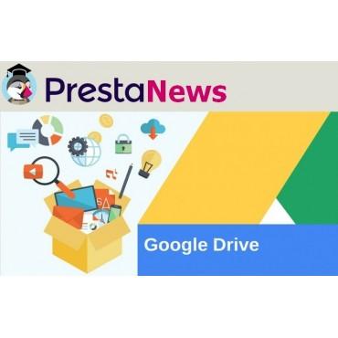ماژول حرفه ای تهیه بک آپ و فایل پشتیبان از وب سایت پرستاشاپی به همراه ذخیره خودکار در گوگل درایو