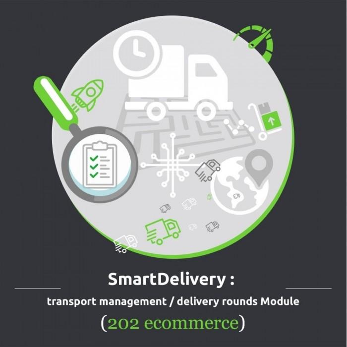 ماژول هوشمند تحویل پرستاشاپ : مدیریت حمل و نقل / نوبت تحویل