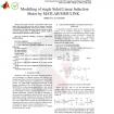 شبیه سازی مقاله Modelling of single Sided Linear Induction Motor by MATLAB/SIMULINK