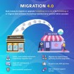 ابزار تخصصی مهاجرت و آپگرید پرستاشاپ - MIGRATION 4.0 – Better Upgrade and Migrate Tool Module