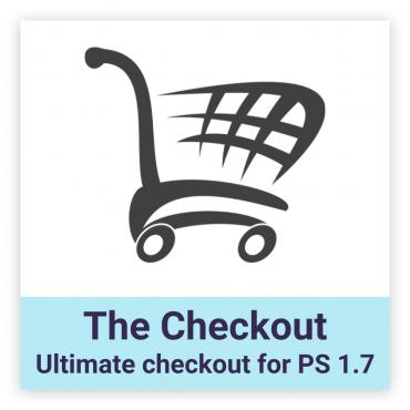 ماژول پرداخت در یک صفحه حرفه ای پرستاشاپ One page Checkout PS نسخه سازگار با پرستاشاپ 1.7