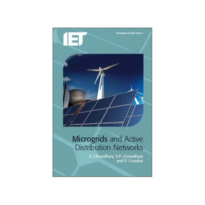 خانه Microgrids and Active Distribution Networks