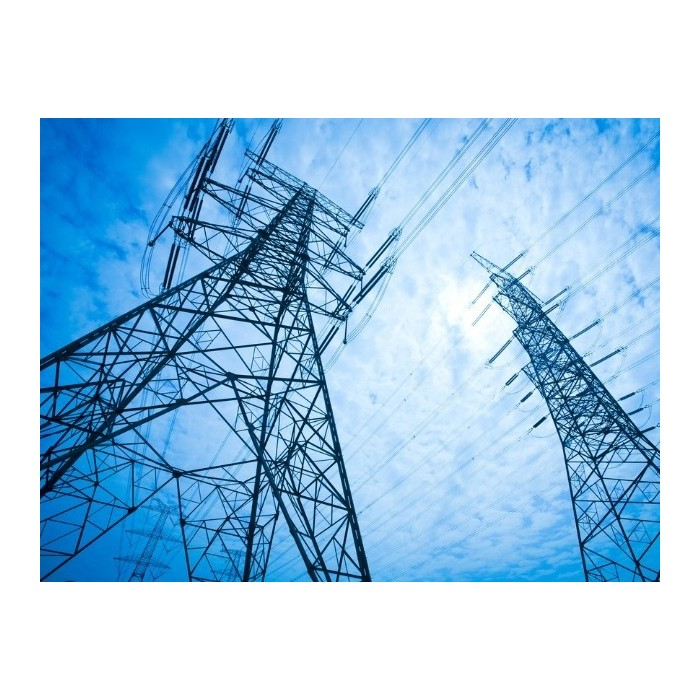 Simulation of transmission line congestion management using responsive loads
