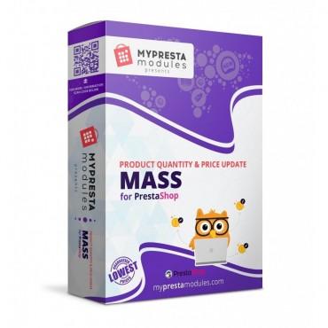 جدیدترین نسخه ماژول پرستاشاپی برای بروزرسانی انبوه مقدار و قیمت محصولات