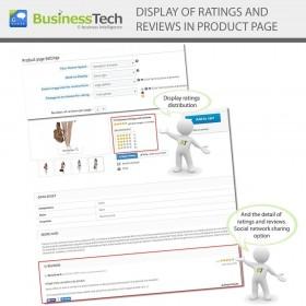 ماژول گوگل ریچ اسنیپت + رتبه بندی حرفه ای نظرها و امتیازهای پرستاشاپ