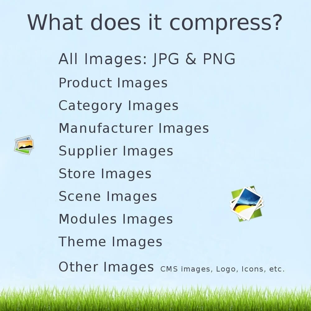 Image Compressor With TinyPNG Module